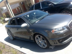My Drive | Audi RS4