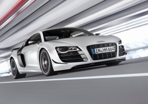 Audi: R8 GT Wins Sports Car of the Year 2011