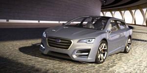 Subaru: Advanced Tourer Concept (ATC) unveiled @ Tokyo Motor Show