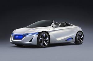 Honda: World Premiere of the EV-STER at Tokyo Motor Show