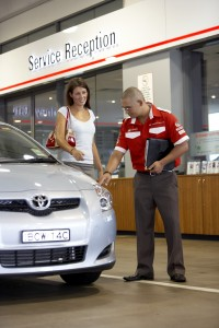 Toyota : ADD CAR SERVICING TO YOUR CHRISTMAS WISH LIST