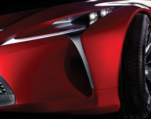 Lexus set to unveil new concept and direction