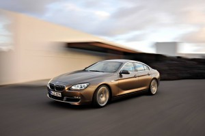 The new BMW 6 Series