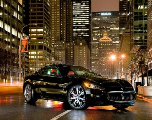 Maserati : 2012 Calendar Screensaver