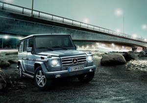 Mercedes-Benz : G-Class continues the off-roader tradition