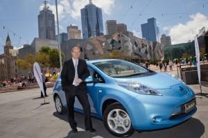 Nissan Australia announces LEAF on Sale in JUNE 2012