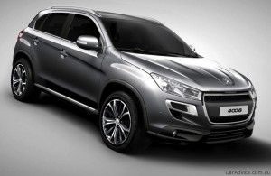 Peugeot : The One to Watch in 2012.