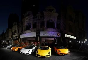 Lamborghini continues Asia expansion