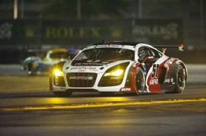 My Drive - AUDI R8 Grand-AM Rolex 24 at Daytona