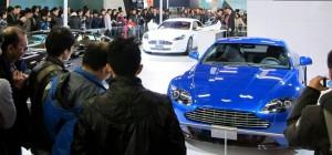 Aston Martin at the Taipei Motor Show