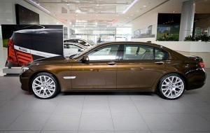 BMW Launches Special 7 Series 40 Years UAE Limted Edition