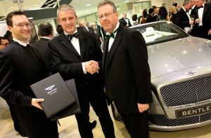 My Drive - Bentley Cambridge Grand Opening