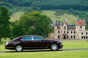 My Drive - Bentley Mulsanne Scoops More Honours