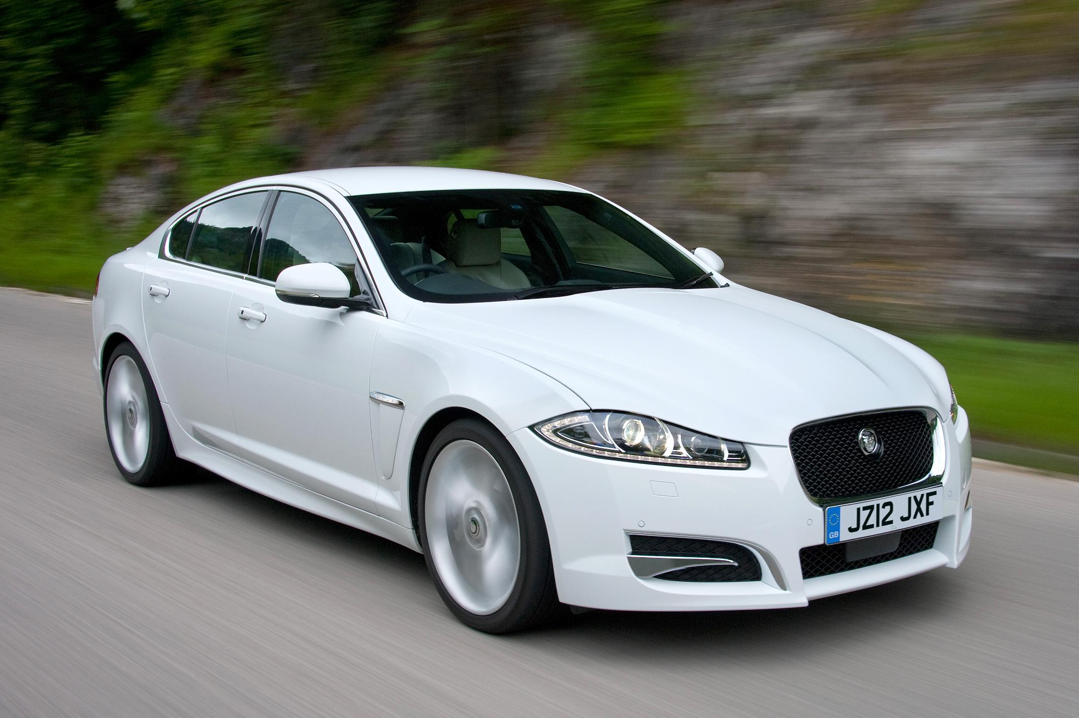 My Drive   Jaguar XF 2.2D Scoops Business Car Of The Year