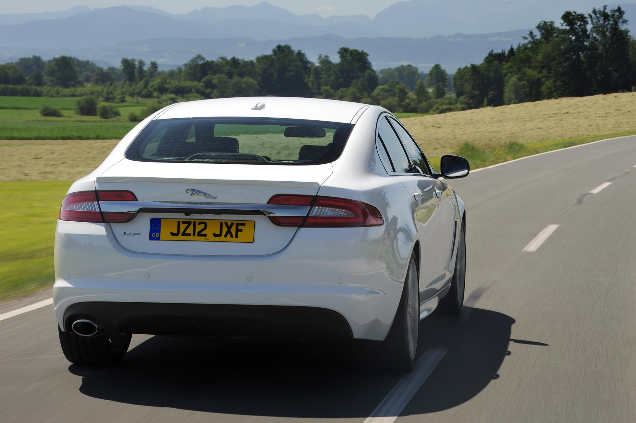 High Quality My Drive   Jaguar XF 2.2D Scoops Business Car Of The Year