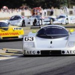 My Drive - LeMans - Mercedes-Benz June 1989 Sauber-Mercedes C 9