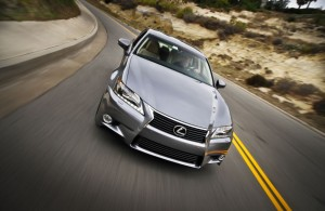LEXUS Announces New GS Range