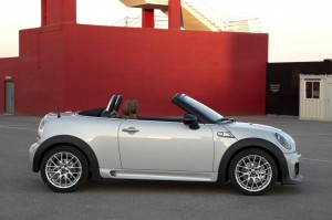 My Drive : MINI Roadster