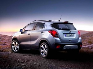 All-New Opel Mokka: Compact in Size, Big in Attitude
