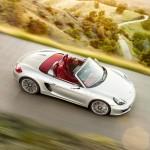 My Drive : The New Porsche Boxster