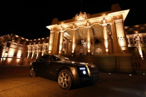 Rolls-Royce at Royal Salute, Maharaja of Jodhpur Golden Jubilee