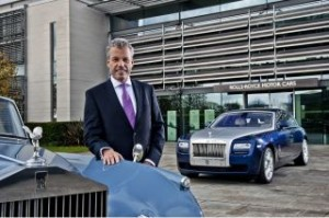 Biggest Year Ever for Rolls-Royce Motor Cars