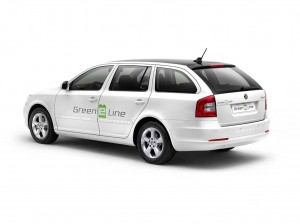 ŠKODA Initiates Practical Testing of Octavia Green E Line