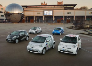 My Drive - Toyota IQ in the UK personalising cars to YOU.