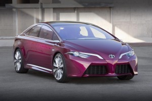 TOYOTA Reveals NS4 Advanced Plug-In Hybrid Concept