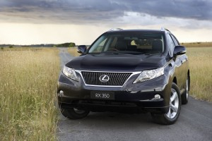 My Drive | 2009 Lexus RX 350 Sports