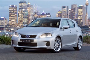 My Drive | 2011 Lexus CT 200h Luxury