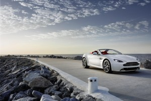My Drive | Aston Martin Range For 2012