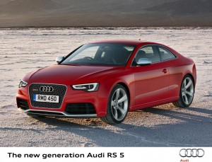 My Drive | Audi RS 5