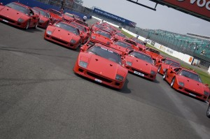 My Drive | 25th Anniversary for Ferrari F40