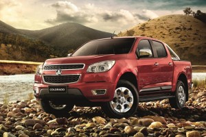 My Drive | Holden Colorado