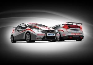 My Drive - Honda Civic FIA WTCC
