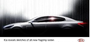 My Drive | KIA Sketches New Flagship