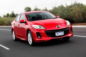 My Drive - Mazda3 SP25