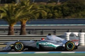 My Drive | Mercedes AMG Petronas Jerez Spain Test
