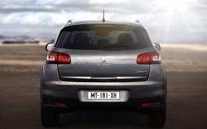 My Drive | Peugeot 4008