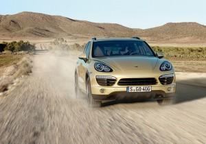 My Drive | Porsche Cayenne S Winner of Luxury SUV Award