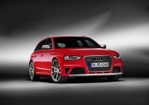 My Drive | The New Audi RS4 Avant
