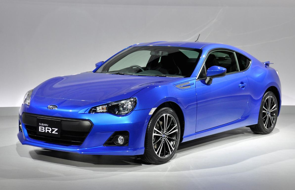 subaru brz to enter the geneva motor show mydrive media. Black Bedroom Furniture Sets. Home Design Ideas