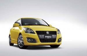 My Drive | Suzuki Swift Sport