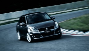 My Drive | Suzuki Swift Sport