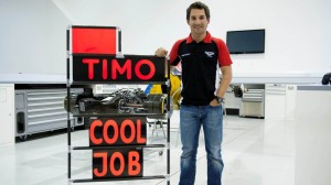 My Drive | Marussia F1 Team - TIMO & Monster Cool Jobs