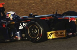 My Drive | Scuderia Toro Rosso Jerez Test - Daniel Riccardo