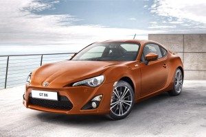 My Drive | Toyota GT 86