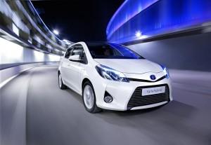 My Drive | Toyota Yaris Hybrid