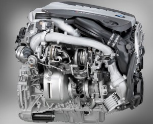 My Drive | BMW M Performance TwinPower Turbo Engine Six-Cylinder Diesel - (N57S).